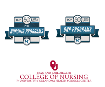 OU College of Nursing Ranked as One of the Top 50 Best Value Nursing Programs for 2016