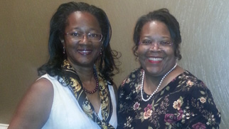 Voncella McCleary-Jones, Ph.D., and Patsy Smith, Ph.D.