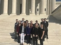 OU College of Nursing Student Leadership Trip to DC
