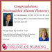 OU College of Nursing Announces Distinguished Alumni