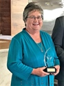 OU Nursing Faculty Dwyer Honored with Angel Award